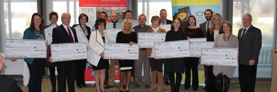Main Street Centerville Awarded $75,000 for the 2016 Challenge Grant for Partners on Main Project!