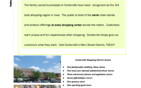 Historic Centerville Square #3 on list of Shopping Districts and Historic Squares!