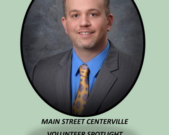 Main Street Centerville Volunteer Spotlight